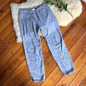 💕Christopher KaneXTopshop Embellished sweatpants
